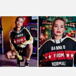 Adidas Rita Ora hoodie set